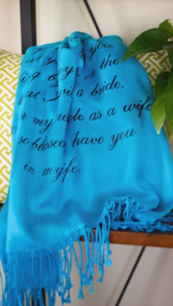 Wedding quote product